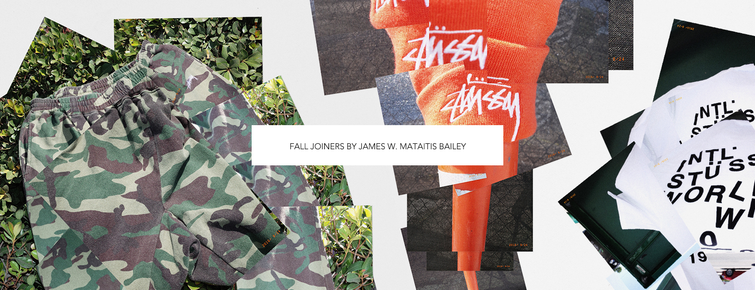 Fall Joiners by James W. Mataitis Bailey